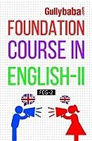 FEG-2 Foundation Course in English-II