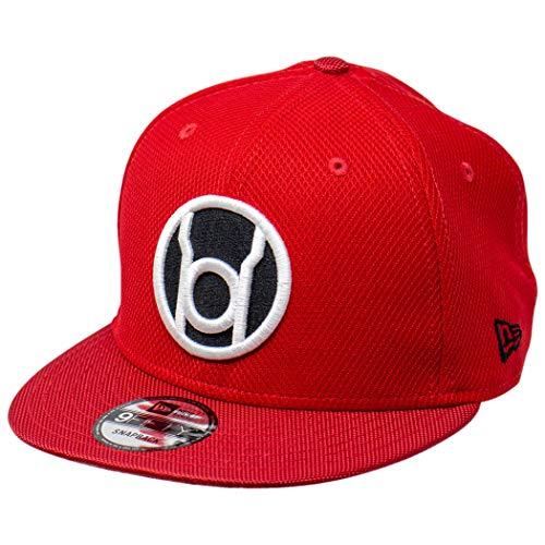New Era Red Lantern Symbol Armor 9Fifty Adjustable Hat