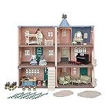 Sylvanian Families- Deluxe Celebration Home Premium Set, Color (EPOCH 5504)