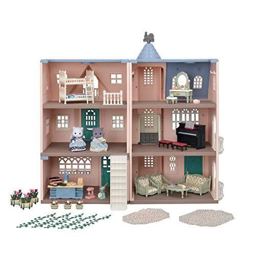Sylvanian Families - Le Village - Le Coffret Maison Anniversaire 35 Ans - 5504 - Maison de Poupée - Mini Poupées