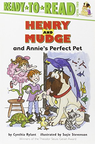 Henry and Mudge and Annie's Perfect Pet (Henry & Mudge)の詳細を見る