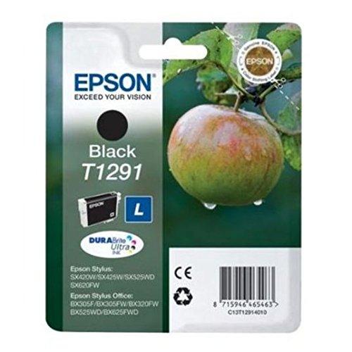 Epson T1291Schwarz Inkjet Tintenpatrone