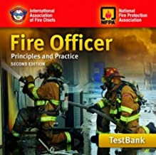 Tb- Fire Officer 2e: P&p Instructor's Test Bank CD-ROM