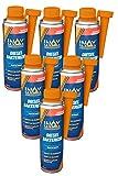 INOX® Diesel Bakterizid, 6 x 250ml - Desinfección de aditivos para Sistemas de gasóleo, automóviles y gasóleo de calefacción
