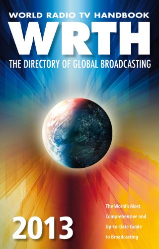World Radio TV Handbook (WRTH) 2013