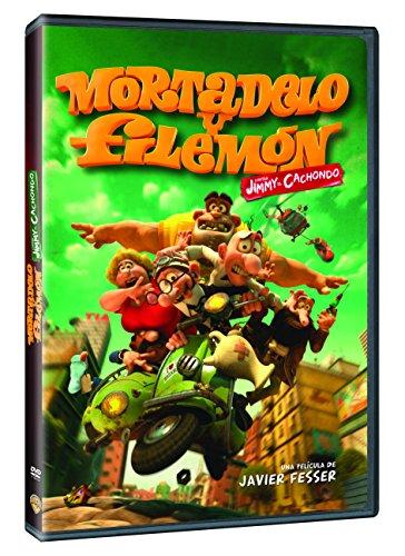 Mortadelo Y Filemon Contra Jimmy El Cachondo [DVD]