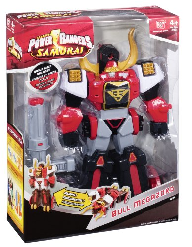 Power Rangers Super Samurai 31580 - Bullen Megazord