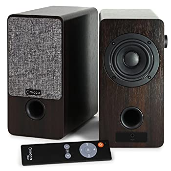 Micca ON3 3-Inch Powered Bookshelf Speakers with Remote Control review