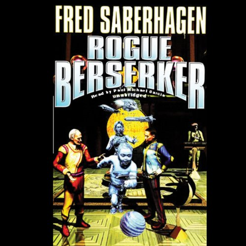 Rogue Berserker audiobook cover art