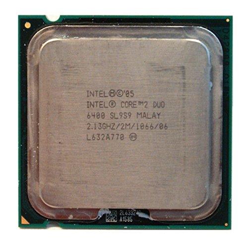 CPU, Intel Core TM 2Duo 6400SL9S92.13GHz/2M/1066/06