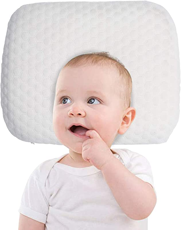 Toddler Kids Pillow With Pillowcase Soft Latex Baby Childrens Pillows 10X12 For Girls Boys Sleeping Washable And Hypoallergenic Toddlers Kids Infant Perfect For Travel Toddler Cot Bed Set