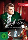 Cagliostro (2 DVDs) - Die legendären TV-Vierteiler
