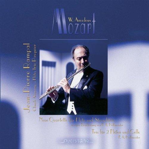 W. A. Mozart in Bearbeitung von F. A. Hoffmeister - Quartett für Flöte und Streichtrio Nr. 5 in A-Dur: Allegretto alla Turca