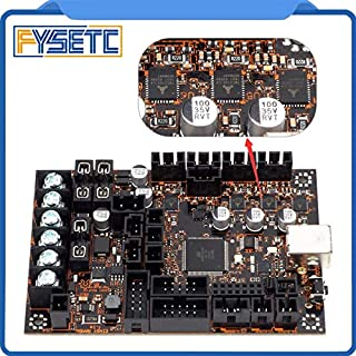 Zamtac EinsyRambo 1.1a Mainboard for Prusa i3 MK3 with 4 Trinamic TMC2130 Stepper Drivers SPI Control 4 Mosfet Switched Outputs