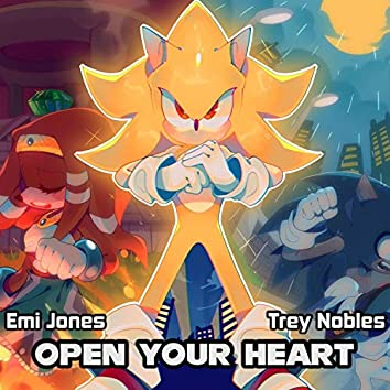 Open Your Heart (feat. Trey Nobles)