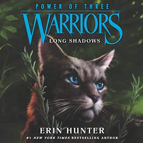 Long Shadows audiobook cover art