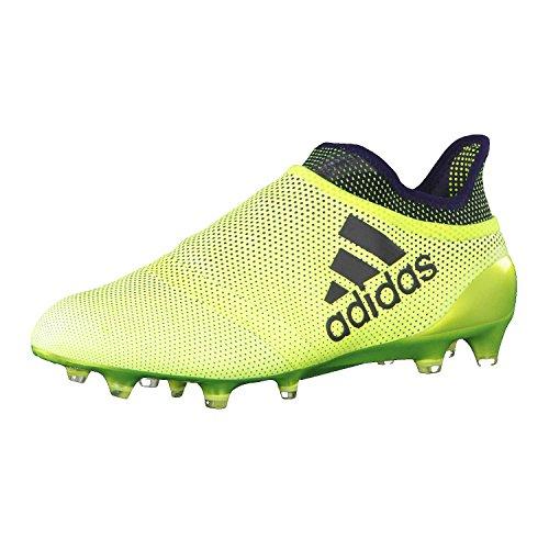 adidas Herren X 17+ Purespeed Fg Fußballschuhe, Gelb (Amasol Tinley), 40 EU