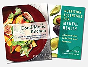 Nutrition Essentials for Mental Health and The Good Mood Kitchen, Two-Book Set