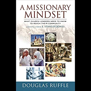 A Missionary Mindset cover art