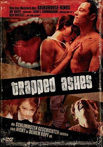 Trapped Ashes [ NON-USA FORMAT, PAL, Reg.2 Import - Germany ] by John Saxon