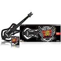 Guitar Hero 6: Warriors of Rock - Guitar Bundle (PS3) [Importación inglesa]