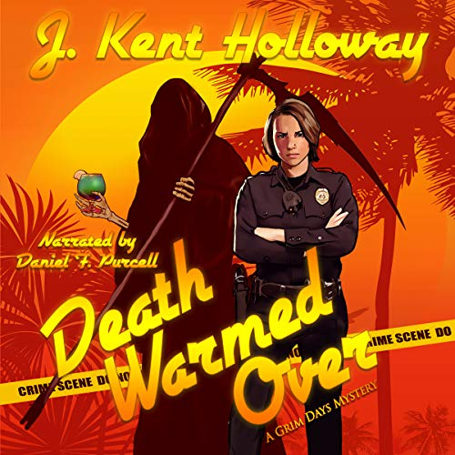 Death Warmed Over audiobook cover art