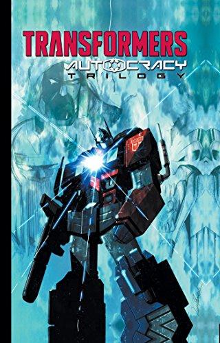 Price comparison product image Transformers: Autocracy Trilogy