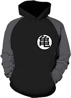 Dragon Ball Z Hoodie Men 3D Print Pullover Sweatshirt Funny Hoody with Pocket