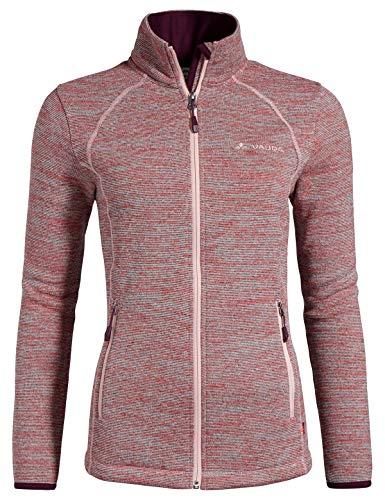 VAUDE Damen Rienza Jacket II, rosa(rosewater), 40