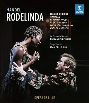 Handel  Rodelinda [Blu-ray]