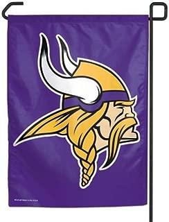 WinCraft NFL Minnesota Vikings WCR08373013 Garden Flag, 11