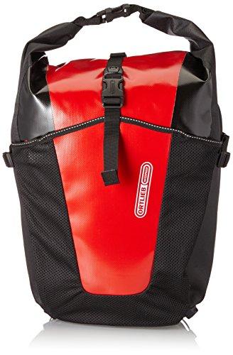 Ortlieb F5352 Sacoche vélo Mixte Adulte, Rouge/Noir, 26.0 x 36.0 x 45.0 cm, 78 Liter