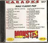 Monster #1017 Karaoke CDG MALE CLASSIC POP & OLDIES by N/A (0100-01-01)