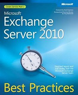 Microsoft Exchange Server 2010 Best Practices (IT Best Practices - Microsoft Press) (0735627193) | Amazon price tracker / tracking, Amazon price history charts, Amazon price watches, Amazon price drop alerts