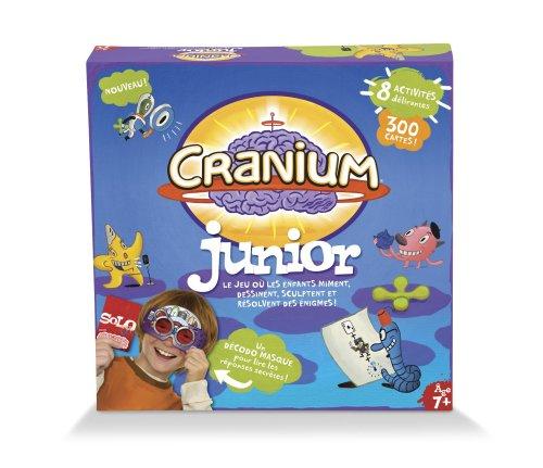 TF1 Games–2273–Spiel Kinder–Cranium (Spiel) Junior