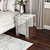 Top 10 Mirrored Nightstand Sets