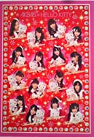 AKB48 ハローキティ コラボ ノート