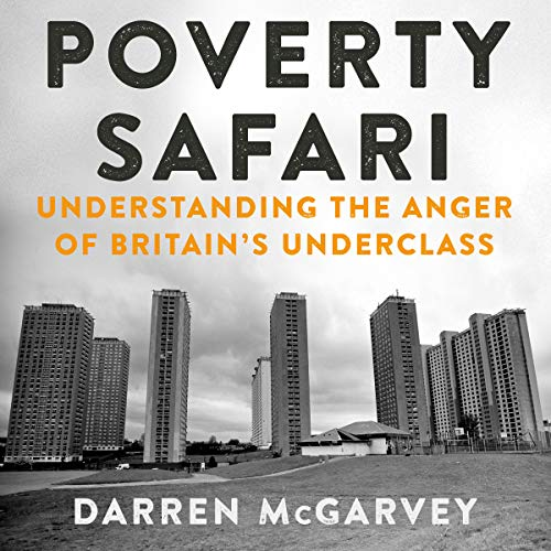Poverty Safari audiobook cover art