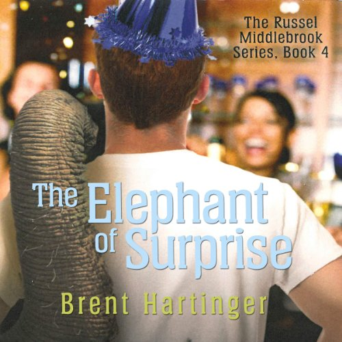 The Elephant of Surprise audiobook cover art
