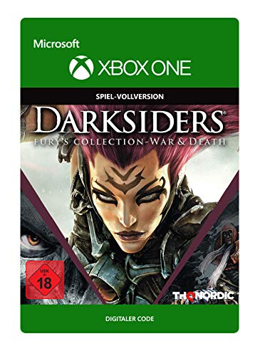 Darksiders Fury's Collection - War and Death | Xbox One - Download Code