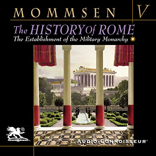 The History of Rome, Book 5 audiobook cover art