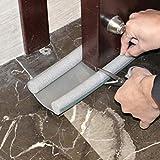 ARR Door Bottom Seal Strip Draft Stopper, Under Door Draft Blocker 30 to 36 inches Noise Sound Block Weather Light Smell Blocker for Doors and Windows
