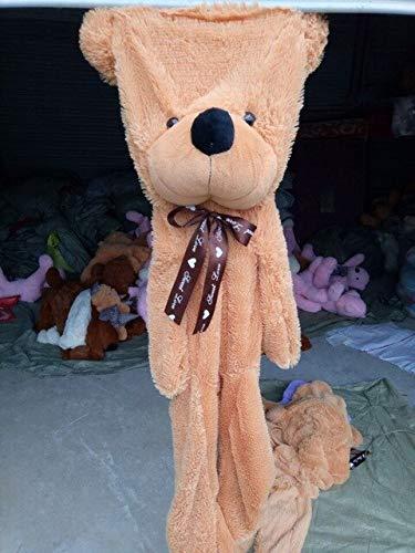 CLINGE Stuffed Animal Giant Teddy Bear Hull Huge Size Bear Skin Wholesale Price Quality Semi-Finished Bear Toys Party Big Dolls Love Style-200Cm