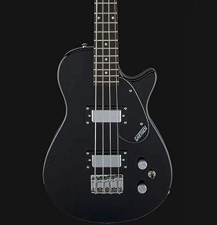 Best Gretsch G2220 Junior Jet Electric Bass Guitar II - Black Review