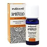 Olio Essenziale di Palo Santo Amarillo - 100% naturale ed Originale per Aromaterapia - Olio di Palo Santo ideale per Diffusore ad Ultrasuoni - Qualità sciamanica - 10 ml