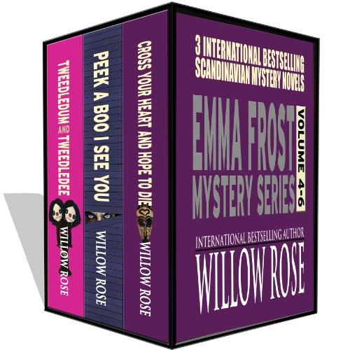 Bargain eBook - Emma Frost Mystery Series vol 4 6