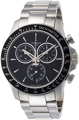 Tissot Orologio Cronografo Quarzo Uomo con Cinturino in Acciaio Inox T026.420.11.051.01