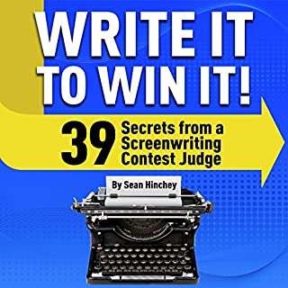 Write It to Win It! cover art