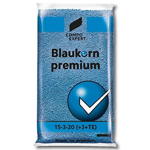 COMPO EXPERT® Blaukorn® premium 25 kg Universaldünger Gemüsedünger Blumendünger