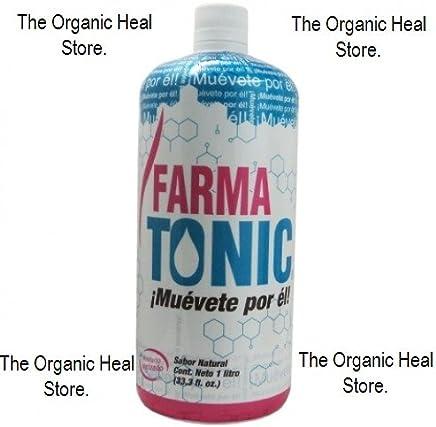 FARMA TONIC 33.3 FL.OZ ARTRITIS, CIATICA, CIATICO, NERVIOS, MUSCULARES,